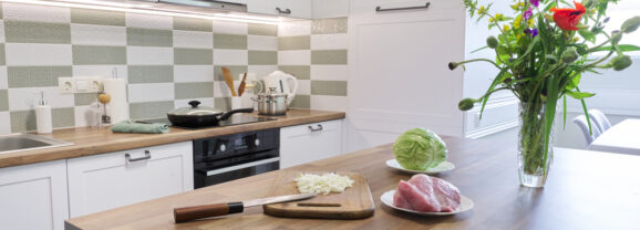 Quel matériau choisir pour le plan de travail de la cuisine?